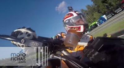 KTM 1290 Super Duke R, vuelta en Sachsenring (vídeo) (image)