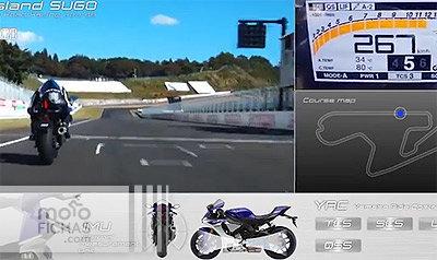 Yamaha YZF-R1 2015: vuelta en Sugo (vídeo) (image)