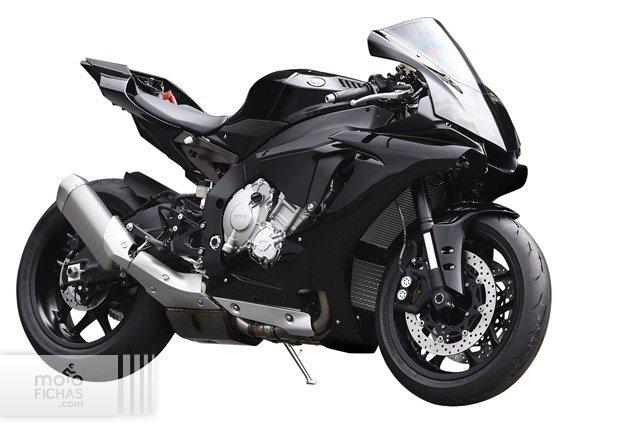 Yamaha YZF-R1 lista para competir (image)