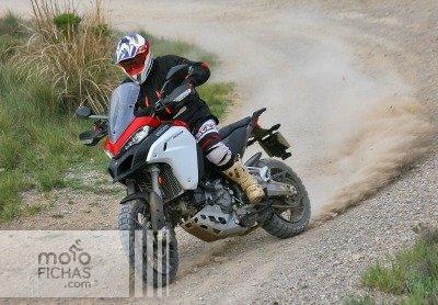 Probamos la Ducati Multistrada 1200 Enduro: off-road de altos vuelos (image)