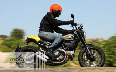Prueba Ducati Scrambler Full Throttle: descarada (image)