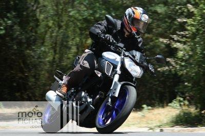 Prueba Yamaha MT-125 (image)