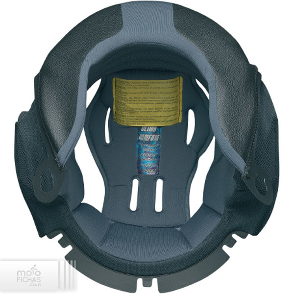 interior casco