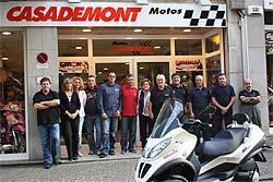 50 aniversario de Motos Casademont Girona: toda una vida dedicada a la moto (image)