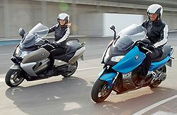 Los scooters BMW C 600 y C 650 por fin en julio (image)