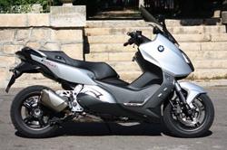 BMW llama a revisión su maxiscooter C600 Sport (image)