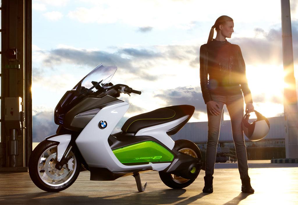 BMW presentará una moto eléctrica este año (image)