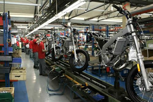 Piaggio cierra la fábrica de Derbi en Martorelles (image)