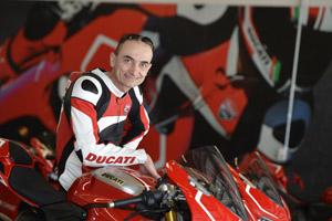"""Claudio Domenicali nuevo """"Capo"""" de Ducati (image)"""