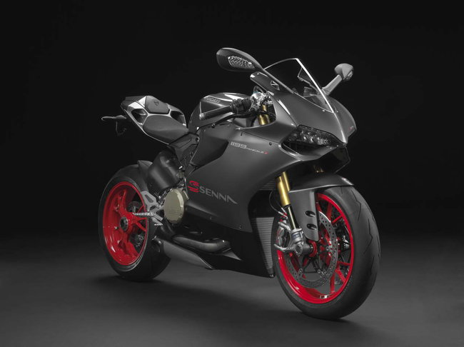 "Ducati 1199 Panigale S ""Senna"" (image)"