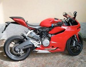 Ducati 899 Panigale: Panigalina! (image)