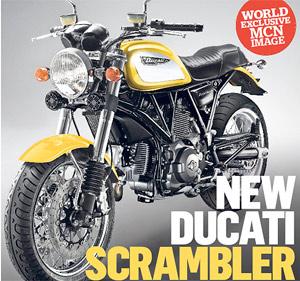 Nueva Ducati Scrambler 2014 (image)