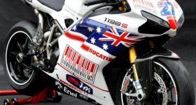 Ducati 1198S Réplica Stoner Phillip Island (image)