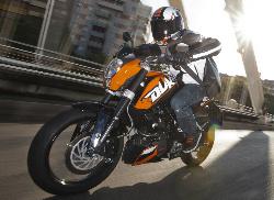 La KTM 200 Duke llegará a España en primavera (image)