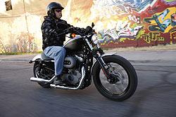 Harley Ride Free for a Year. Pasarse a las gordas tiene premio (image)