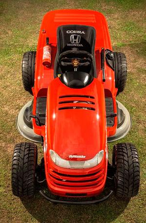 Cortacésped Honda HF 2620 Top Gear