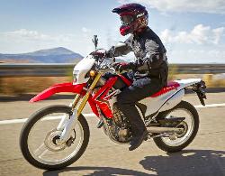 Honda pone a la venta la CRF250L: carretera y monte (image)