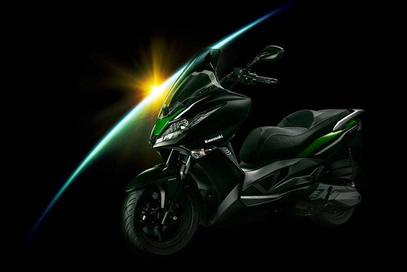 Scooter Kawasaki J300: ¡ahora sí! (image)