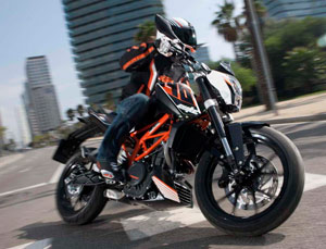 Nueva KTM 390 Duke (image)