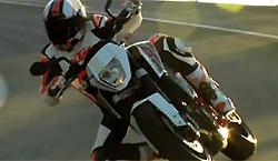 Nueva KTM Duke 690 2012: en acción (image)