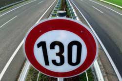 La DGT quiere aumentar el límite a 130 km/h (image)