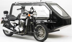 Moto fúnebre: biker hasta el final (image)
