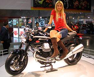 Piaggio España retoma la gestión de Moto Guzzi (image)