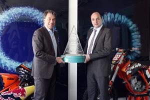 KTM y Motorex celebran su décimo aniversario (image)