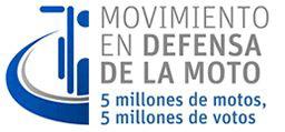 Cinco millones de motos, cinco millones de votos: movimiento en defensa de la moto (image)