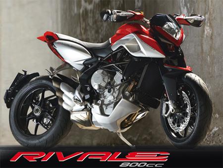 ¿Quieres probar la nueva MV Agusta Rivale 800? (image)