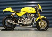 Novedades Norton: Commando 961 Sport y Café Racer (image)