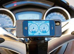 Piaggio PMP: conduce tu scooter usando el iPhone (image)