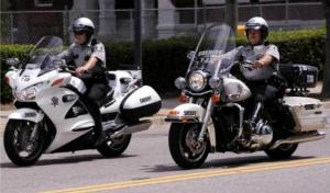 La policía de EE.UU prefiere Honda a Harley (image)