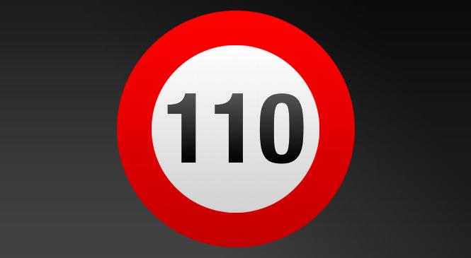 El Gobierno rebaja el límite de velocidad en autovía a 110 km/h: vergonzoso (image)