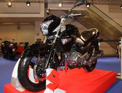 La Suzuki Inazuma 250 en Motodays: galería y ficha técnica (image)