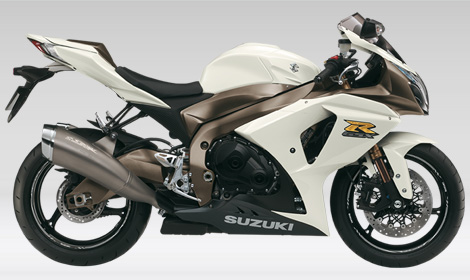 Suzuki GSX-R 1000 25 aniversario: Exclusivo cumpleaños (image)