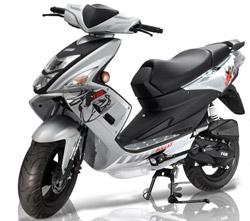 Nuevo TGB Bullet 50: un scooter deportivo y económico (image)