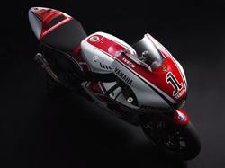 Yamaha YZR-M1 WGP Edición 50º aniversario: colores con mucha historia (image)