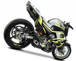 Yamaha Moto Cage-Six Concept (image)