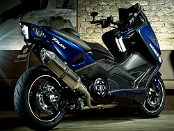 Yamaha T-Max 530 Hyper Modified by Marcus Walz: cautivador (image)