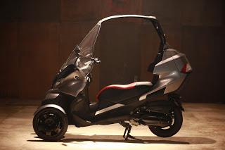 Nuevo Adiva AD3: tres ruedas descapotable (image)