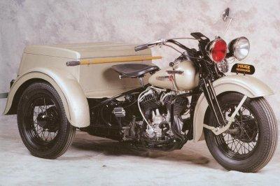 Harley-Davidson Servi-Car 1947