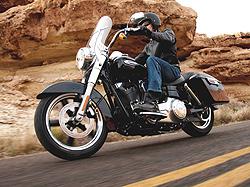 Novedades Harley Davidson 2012: Dyna Switchback, motor Twin Cam 103 y V-Rod 10º aniversario (image)