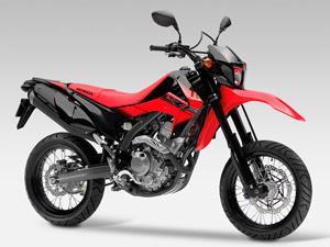 Nueva Honda CRF250M (image)