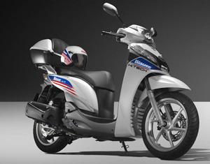 Honda SH300i Blauer HT Limited Edition (image)