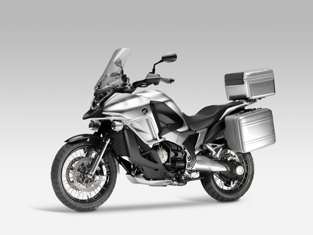 Nueva Honda V4 Crosstourer 2012: la gran apuesta (image)