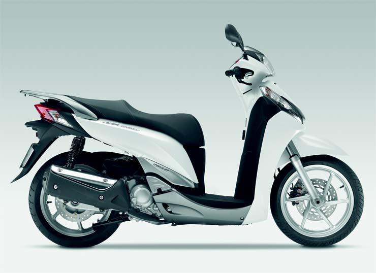 honda-sh-300-2011-blanca