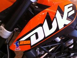 Presentada la nueva KTM Duke 200: ¿sólo para Malasia? (image)