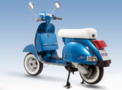 A la venta la LML Star 125 cc 4T automática (image)