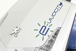 Peugeot prepara sus novedades para 2011: llegan el e-Vivacity y el Citystar 125 (image)